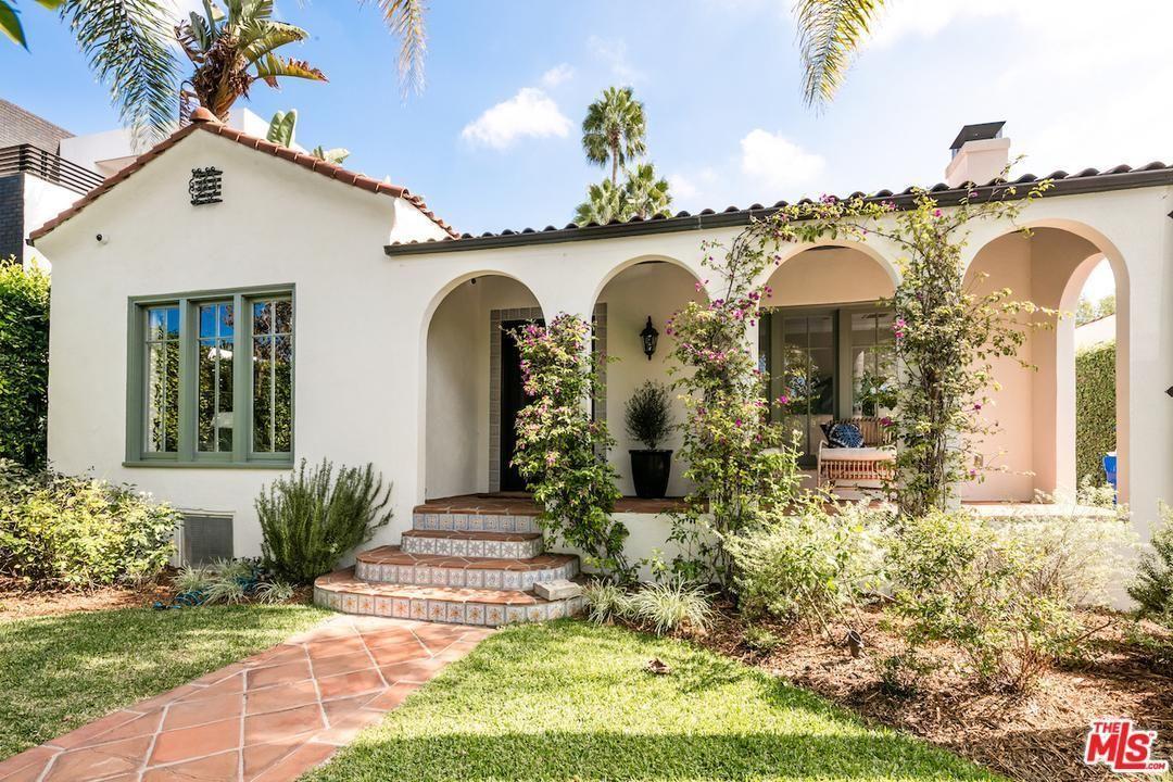 628 S Sycamore Ave, Los Angeles, CA 90036 Casas en