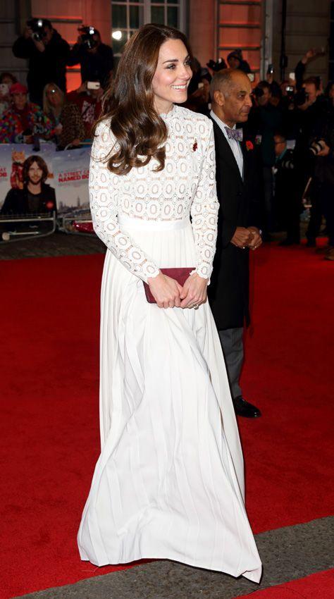 Paris Hilton: la nueva inspiración de la princesa Kate en la alfombra roja