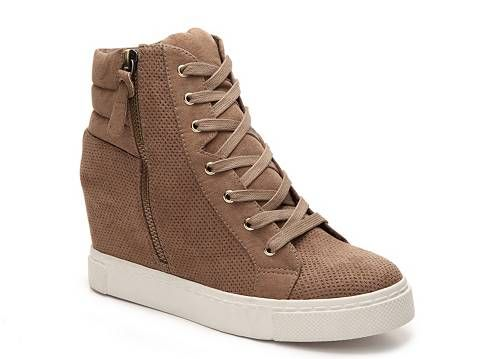 a56f1ecf69c Steve Madden Lynn High-Top Wedge Sneaker