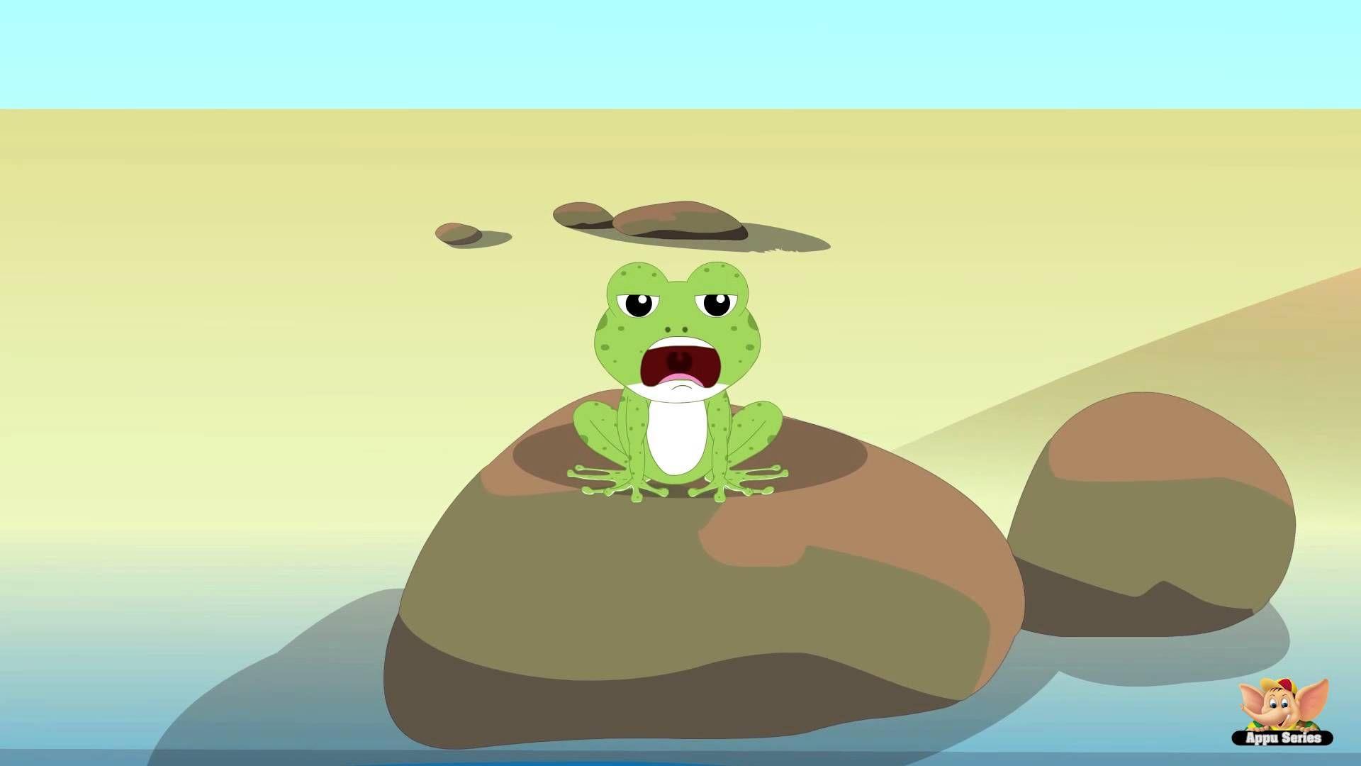 Canciones infantiles cú-cu cantaba la rana