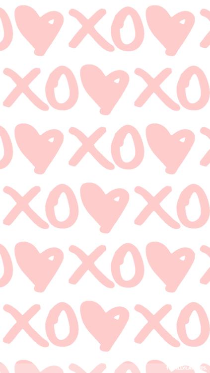 Valentine S Day Hearts Heart Iphone Wallpaper Wallpaper