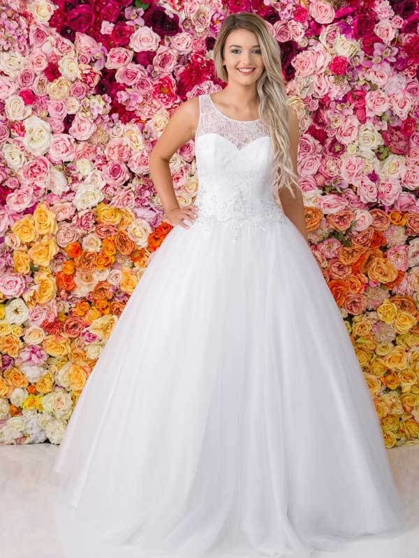Beautiful Allure Debutante Gown G219 available from | Debutante ...