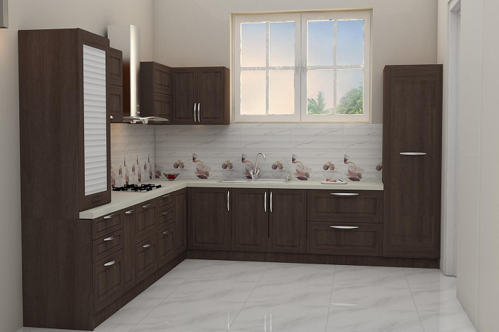 Get A Custom Made Modular Kitchen At An Affordable Price Directly From The Manufacturer Ba Kitchen Furniture Design Kitchen Room Design Modern Kitchen Design