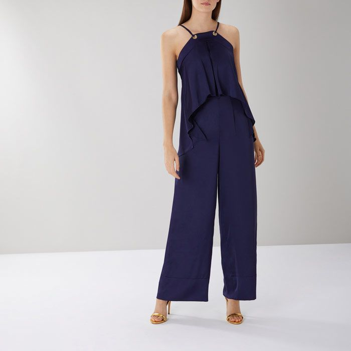 durable service get cheap united kingdom Coast Navy Sale Delani Jumpsuit 1920520 | Coast Jumpsuits ...