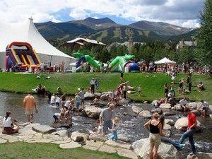 Oh what fun.    http://breckenridgerentaldeals.com/blog/wrap-up-summer-in-breckenridge