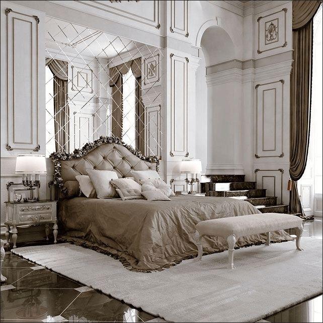 Schlafzimmer Vintage | Luxus-schlafzimmer-design ...