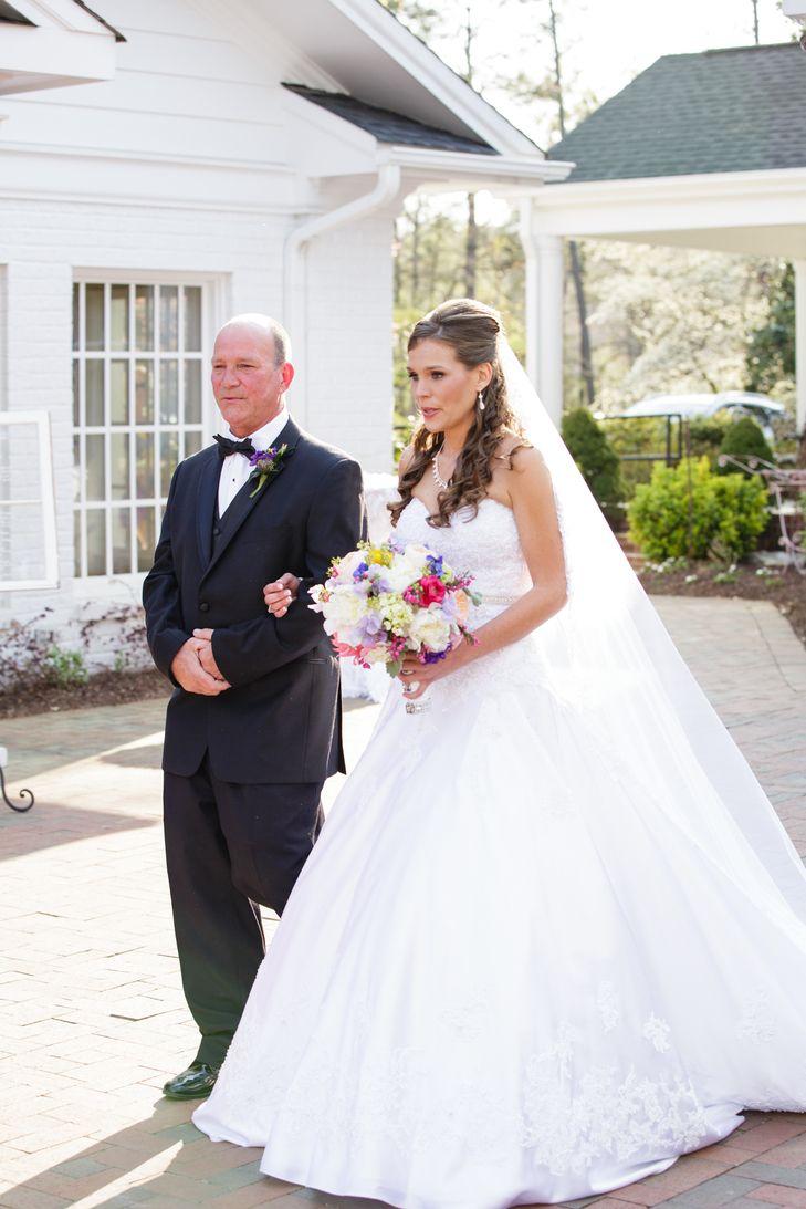 Kleinfeld Bride Dennis Basso For Kleinfeld Erin Costa