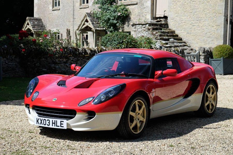 2003 Lotus Elise S1 - S2 Type 49 | Lotus | Pinterest | Lotus elise ...