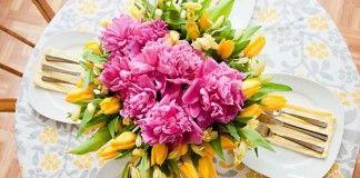 Aranžovanie kvetov ako to nepoznáte | Návod ako na to