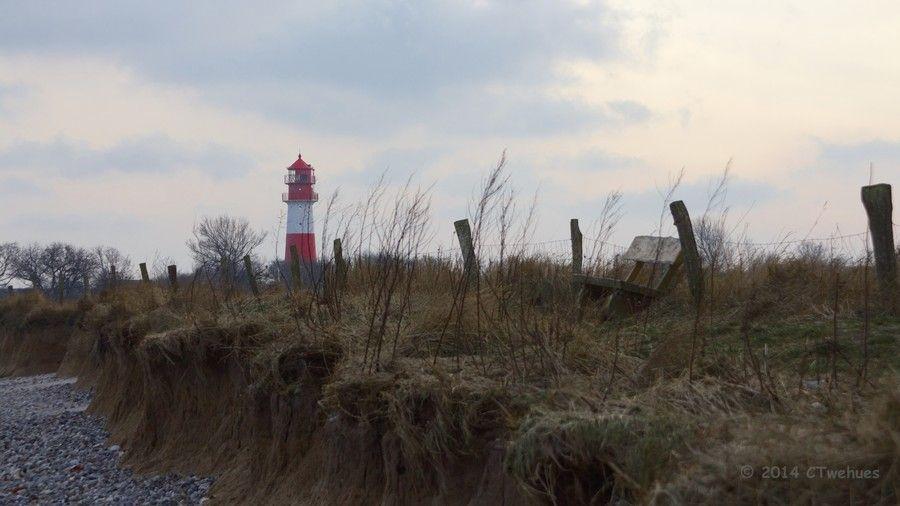 Leuchtturm / Lighthouse (Winter) by Christian Twehues on 500px