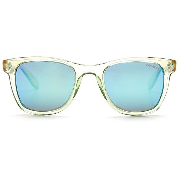 a198e5267b Carrera Women s Wayfarer Sunglasses ( 50) ❤ liked on Polyvore featuring  accessories