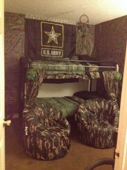 How To Create A Boys Camo Room   Groovy Kids Gear