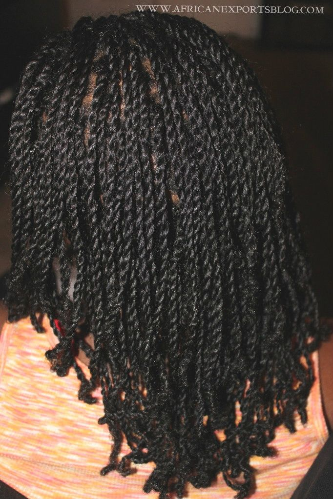 12 Loose Two Strand Twists Styles That Will Make You Swoon [Gallery]   Black  Hair Information
