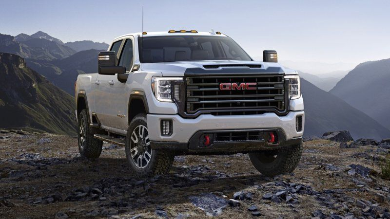 2020 Gmc Sierra Hd Pricing Revealed Gmc 2500 Gmc Trucks Gmc