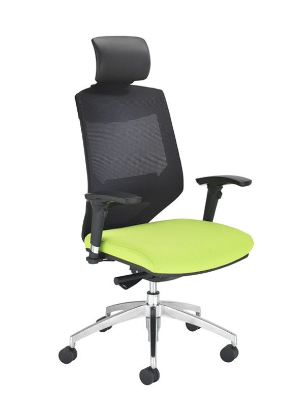 Vogue Mesh Back With Swivel Base Computer Chairs Office