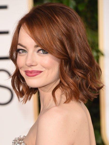 Frisuren mittellanges haar rundes gesicht