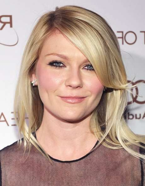 Best Medium Haircuts For Round Faces 2014 Httpocuskibest