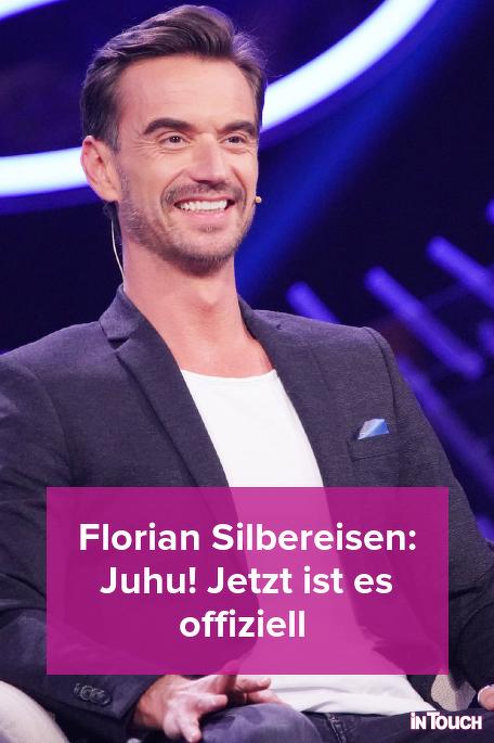Florian Silbereisen Jetzt Ist Es Endlich Offiziell Florian Silbereisen Florian Silbereisen