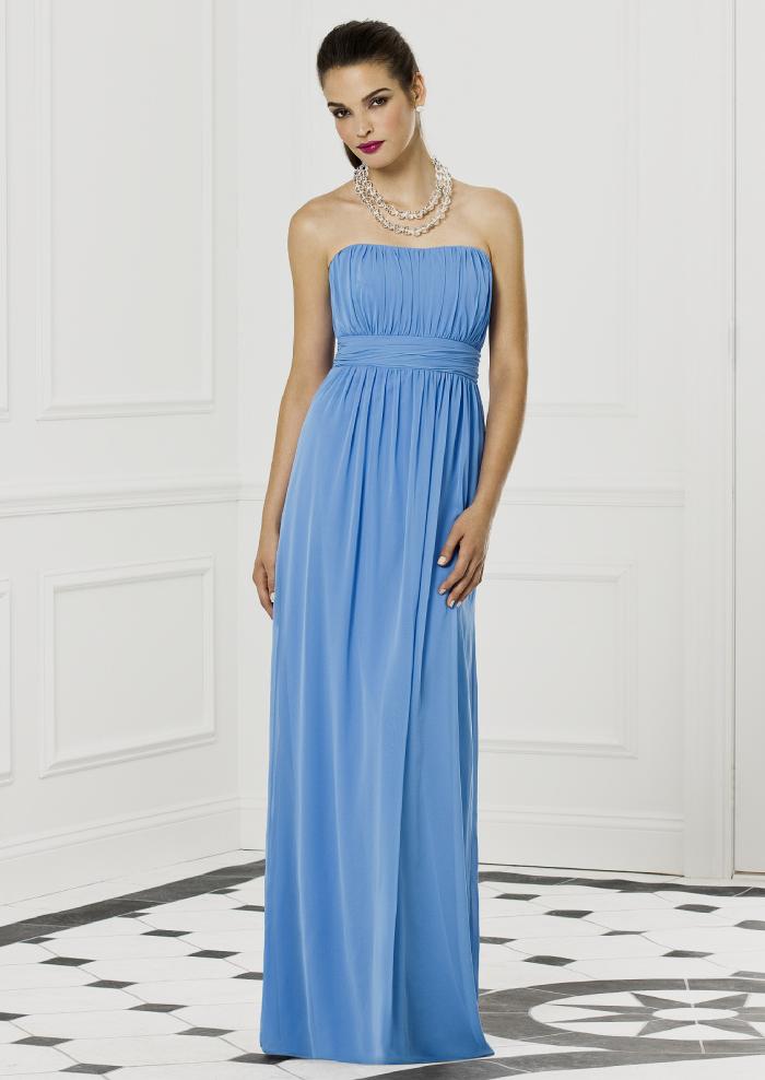 modest periwinkle bridesmaid dresses Naf Dresses | Wedding Vow ...