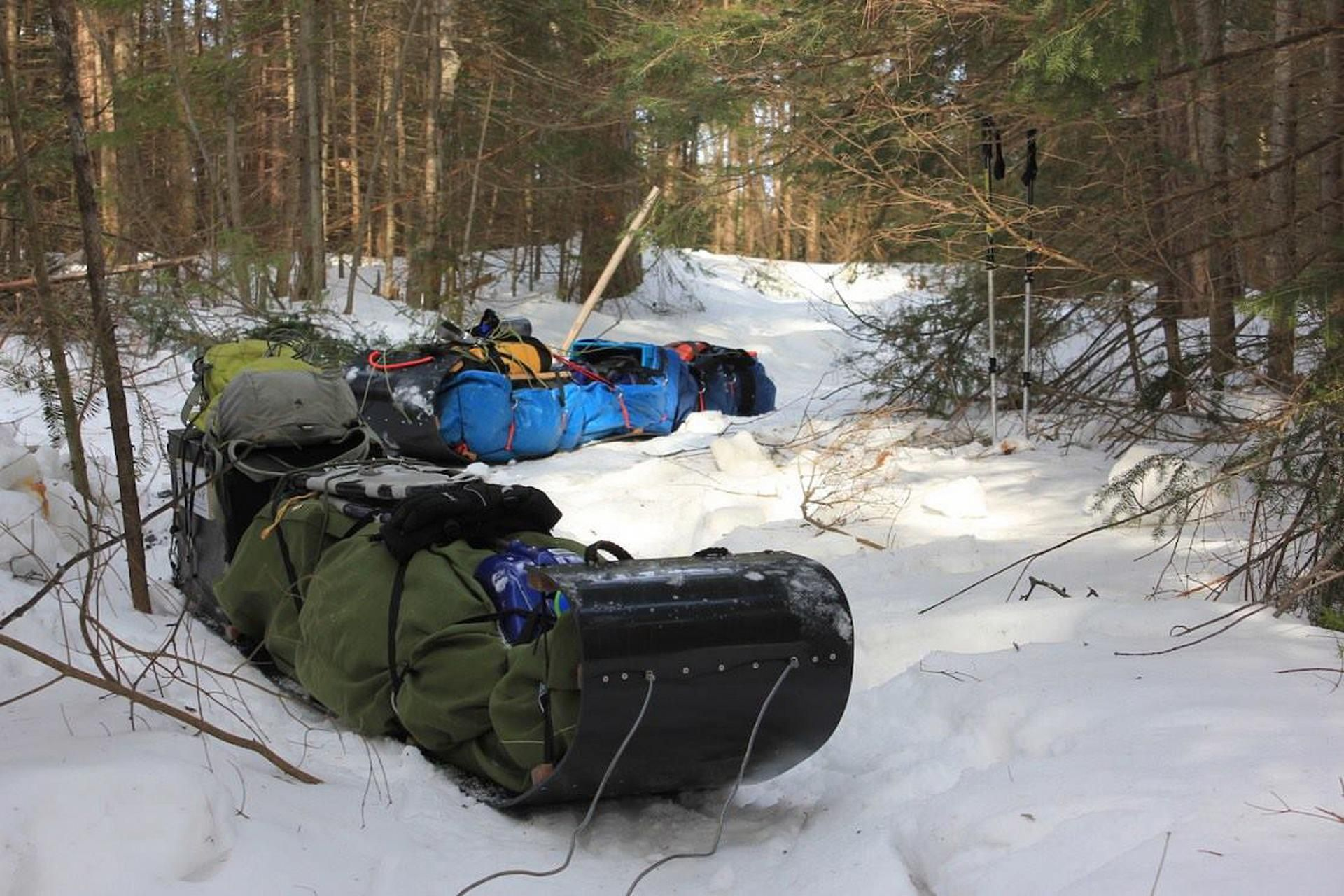 The Happy Camper: Winter-Isn't-Over-Yet Gear Review ...