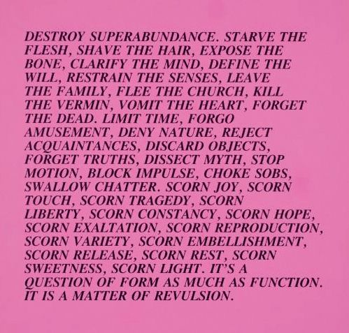 part of the inflammatory essays work by jenny holzer jenny  part of the inflammatory essays work by jenny holzer