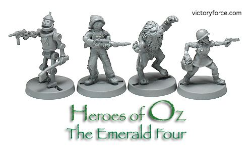 heroes+of+oz+emerald+four.jpg (500×300) (With images
