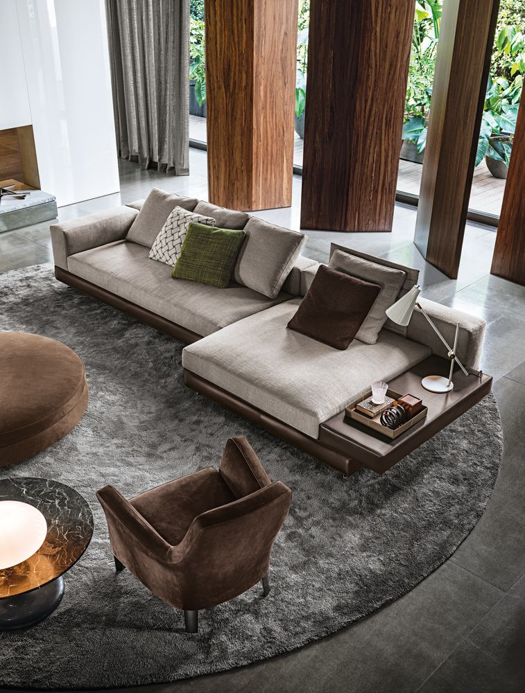 Amazing Minotti Ipad White Saddle Hide Base White Sofas En Caraccident5 Cool Chair Designs And Ideas Caraccident5Info