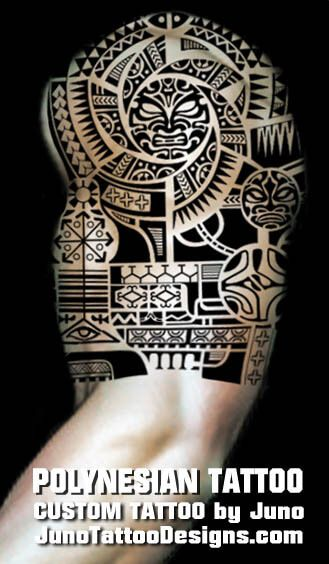 1c3d0315c7eae Polynesian tattoo arm, juno tattoo designs, polynesian symbols meaning,  tribal…