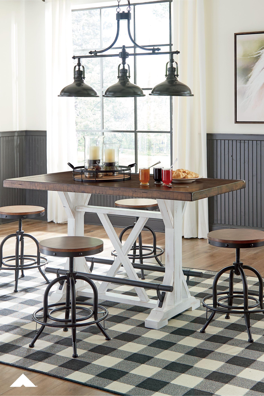 Valebeck Dining Room Set By Ashley Furniture Dining Room Dine