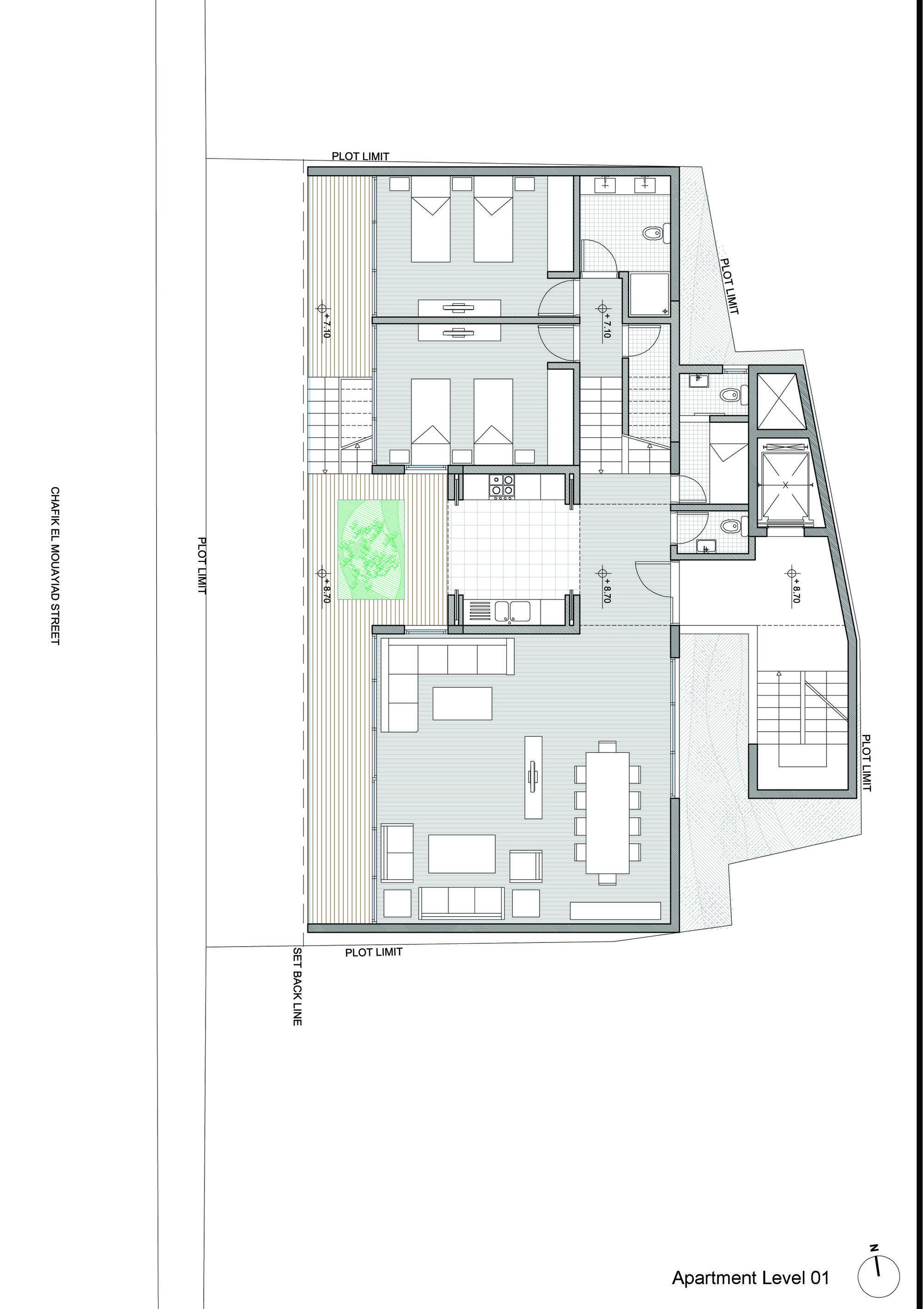 gallery of plot 183 bernard khoury architects 6 architects facades
