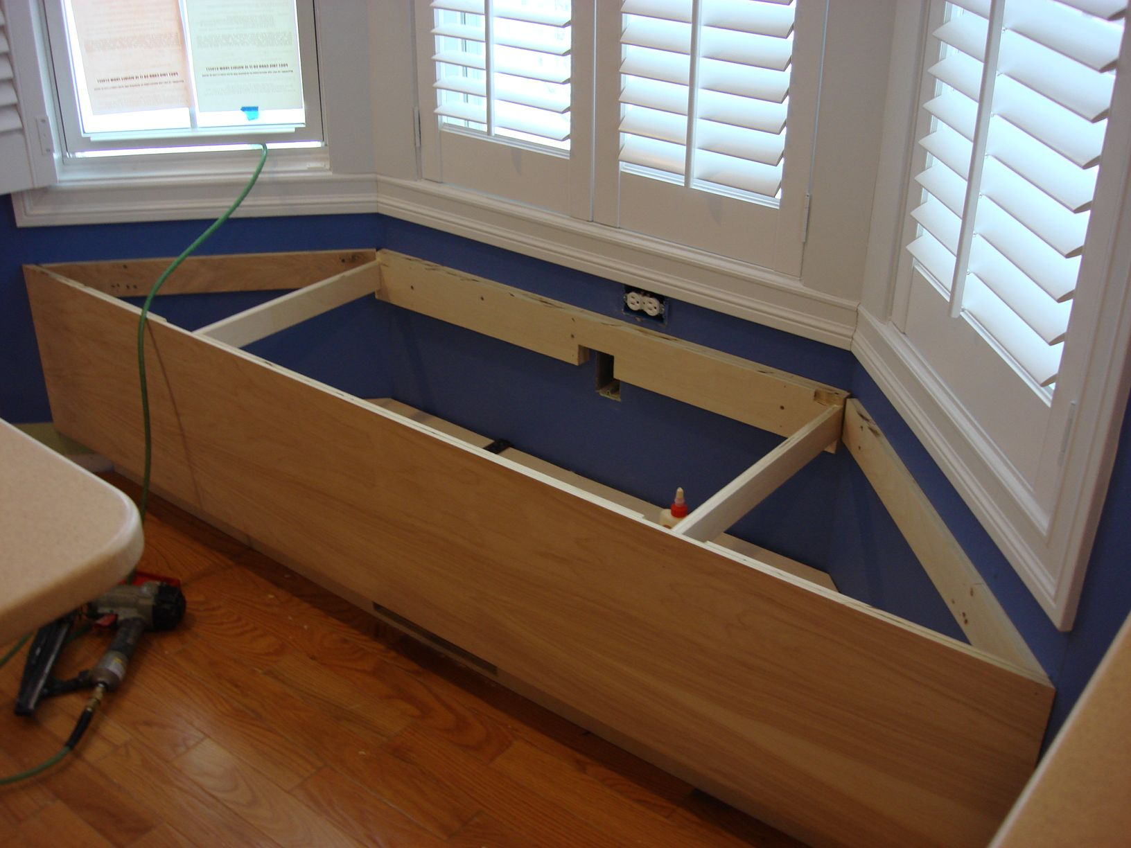 Interior Interior Design Pleasing Build Bay Window Box
