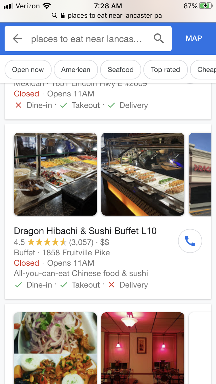 Pin By Hillary Halstead On Travel In 2021 Sushi Buffet Places To Eat Lancaster Pa