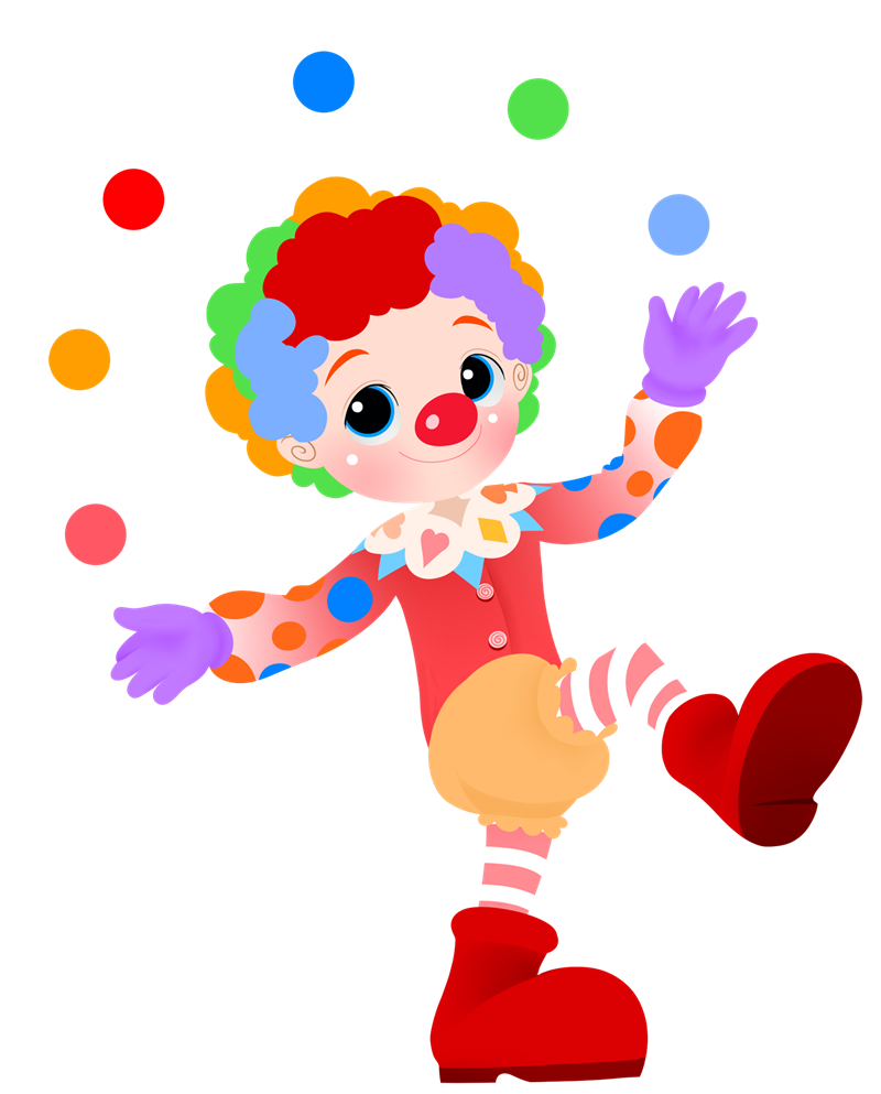 Cute Clown Drawing Free Download Cute Clown Clipart For Your