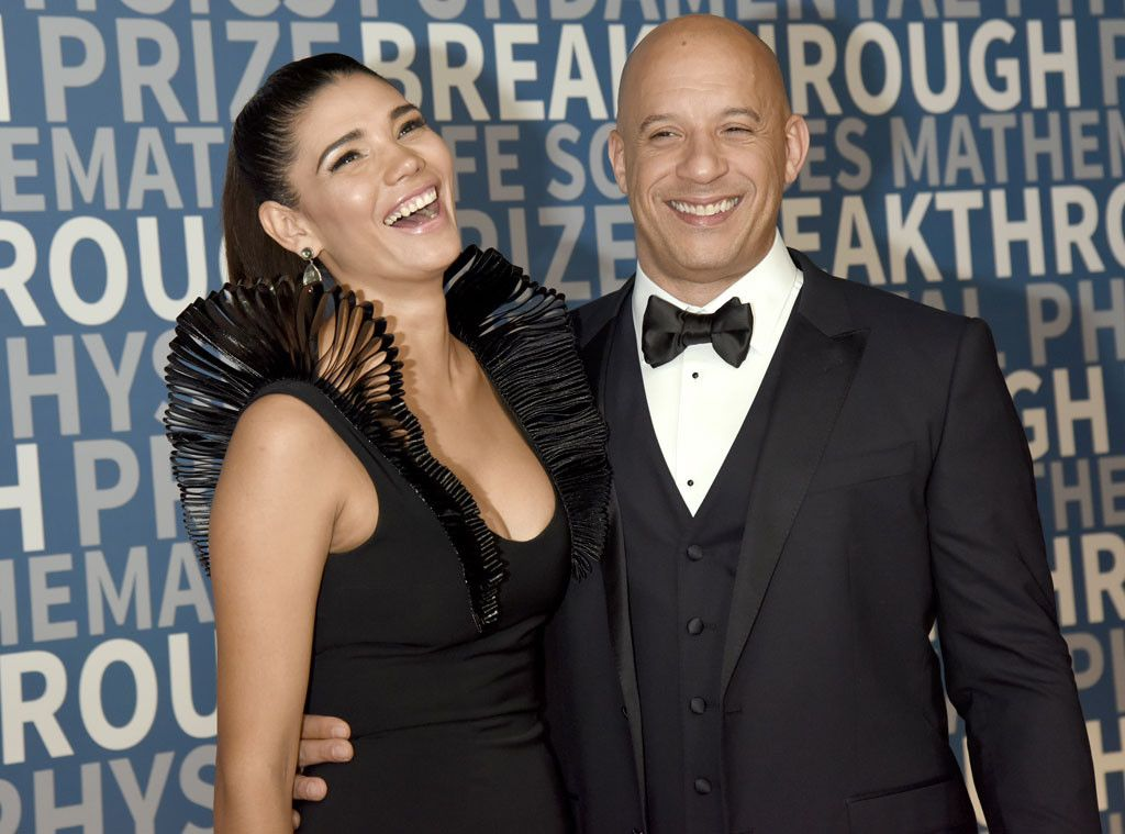 Boyfriend and girlfriend: Vin Diesel and Paloma Jimenez are in a relationship for 10 years