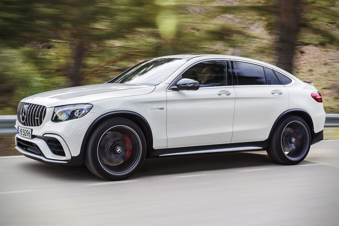 2018 Mercedes Amg Glc63 With Images Mercedes Benz Glc
