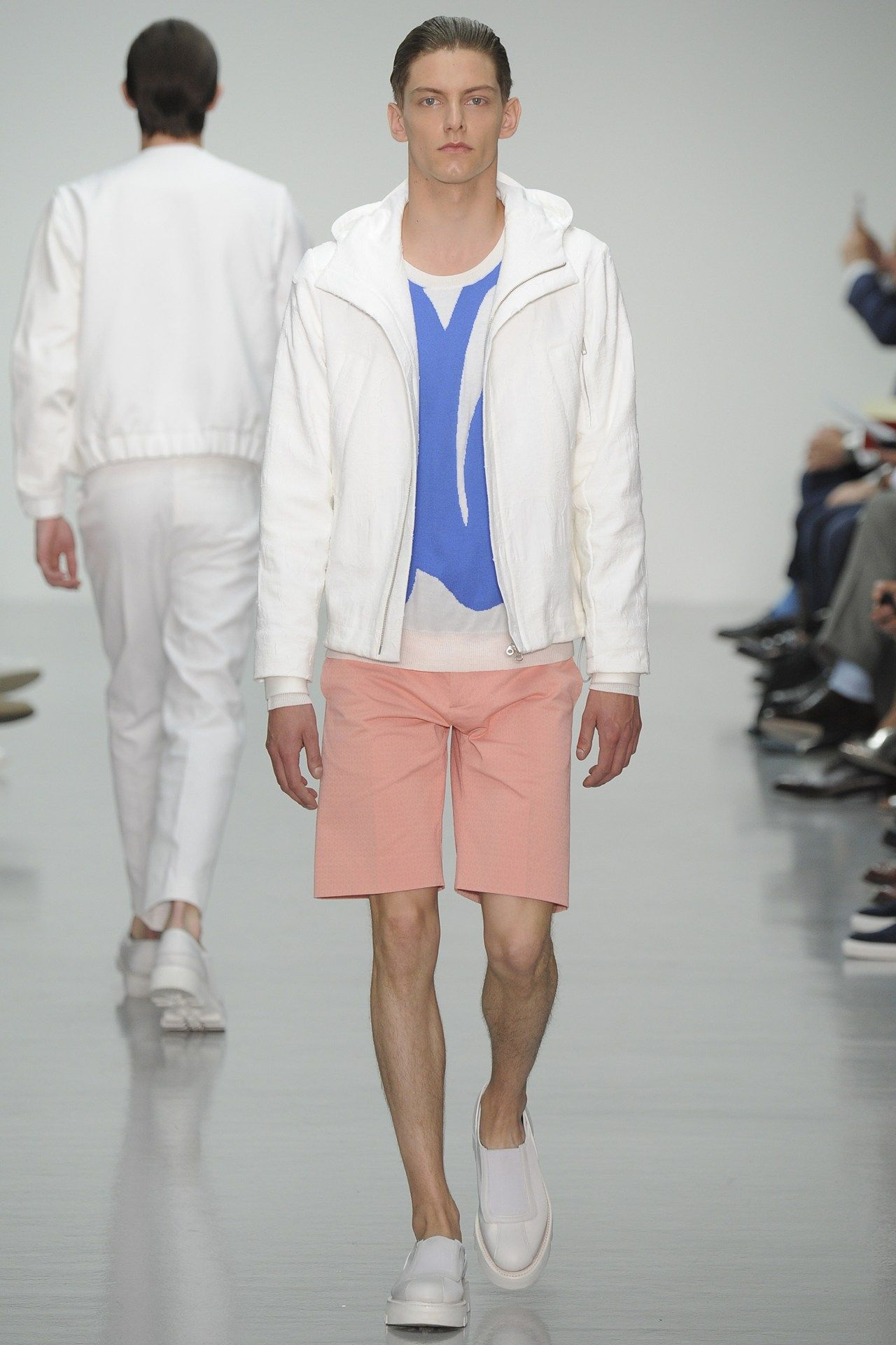 Lou Dalton SS15 – London Collections: Men