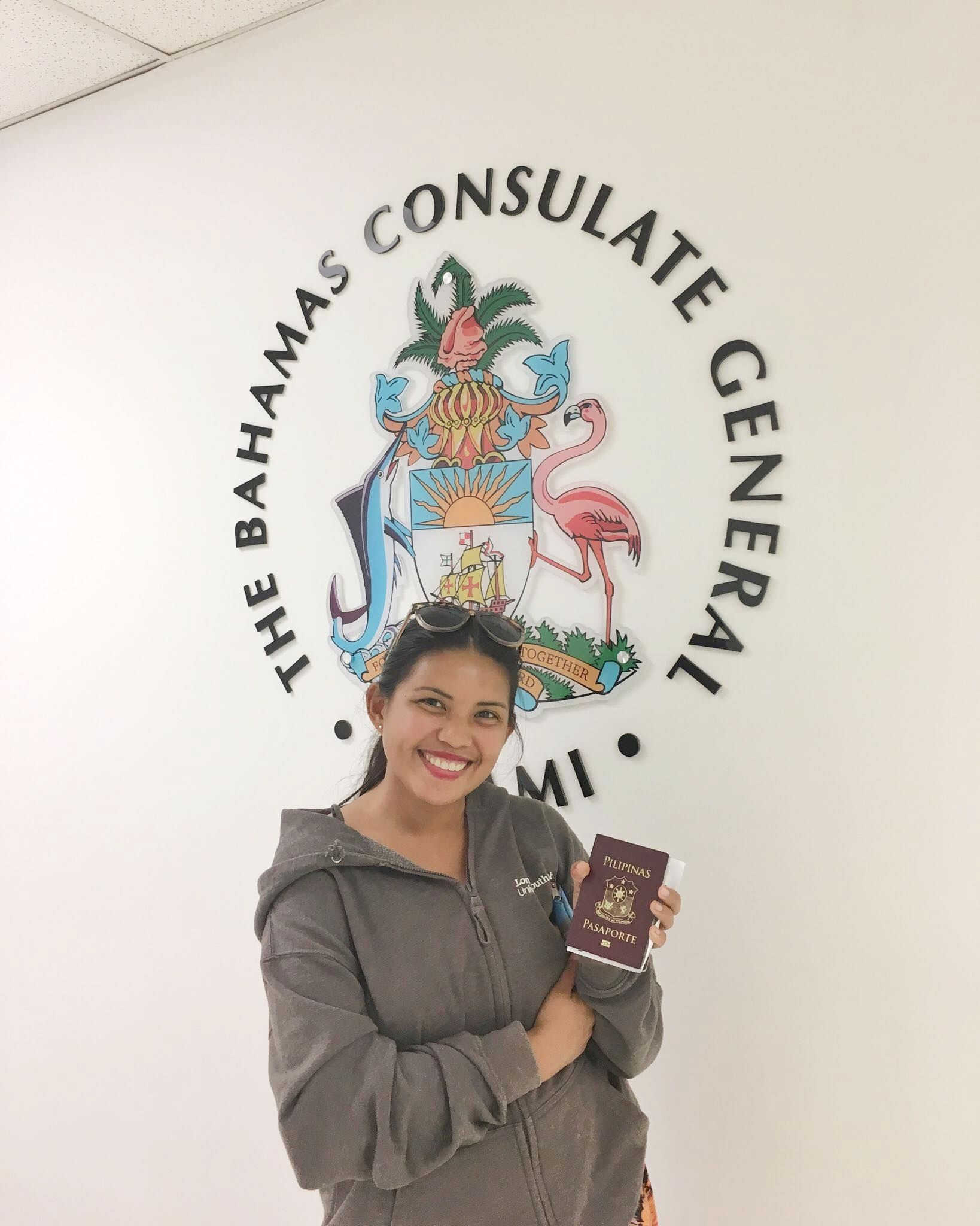 Road Trip to Miami, Florida Getting My Bahamas Visa
