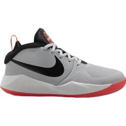 Photo of Nike Team Hustle D 9 (gs), Größe 40 In Lt Smoke Grey/black-Laser Crim, Größe 40 In Lt Smoke Grey/bla