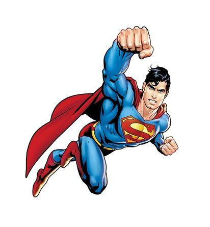 Superman Fliegt