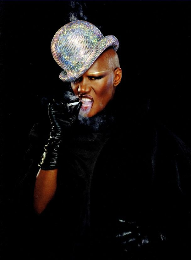 Grace Jones is and always will be a badass!