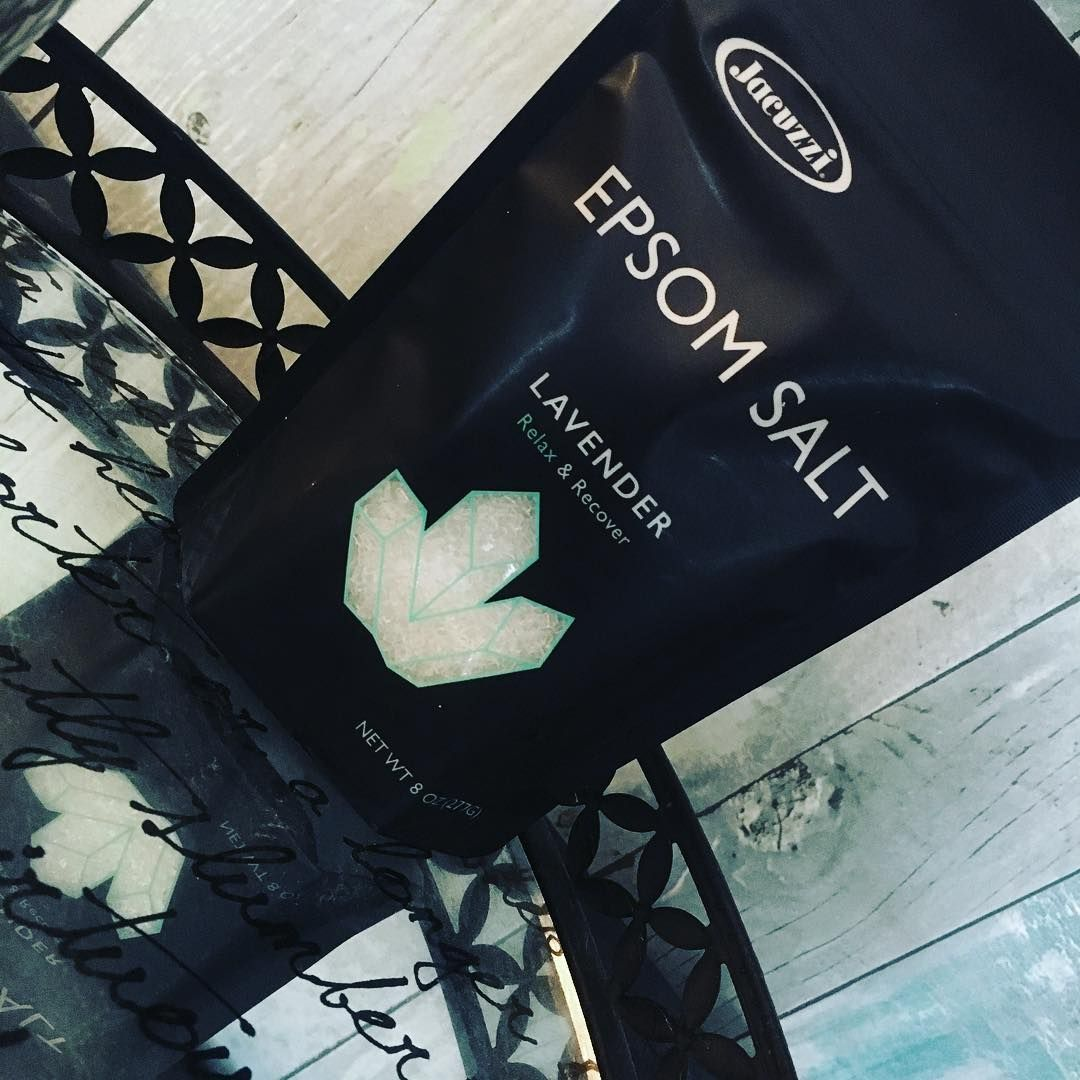 Is it bath time yet epsom salt jacuzzi ritual bath