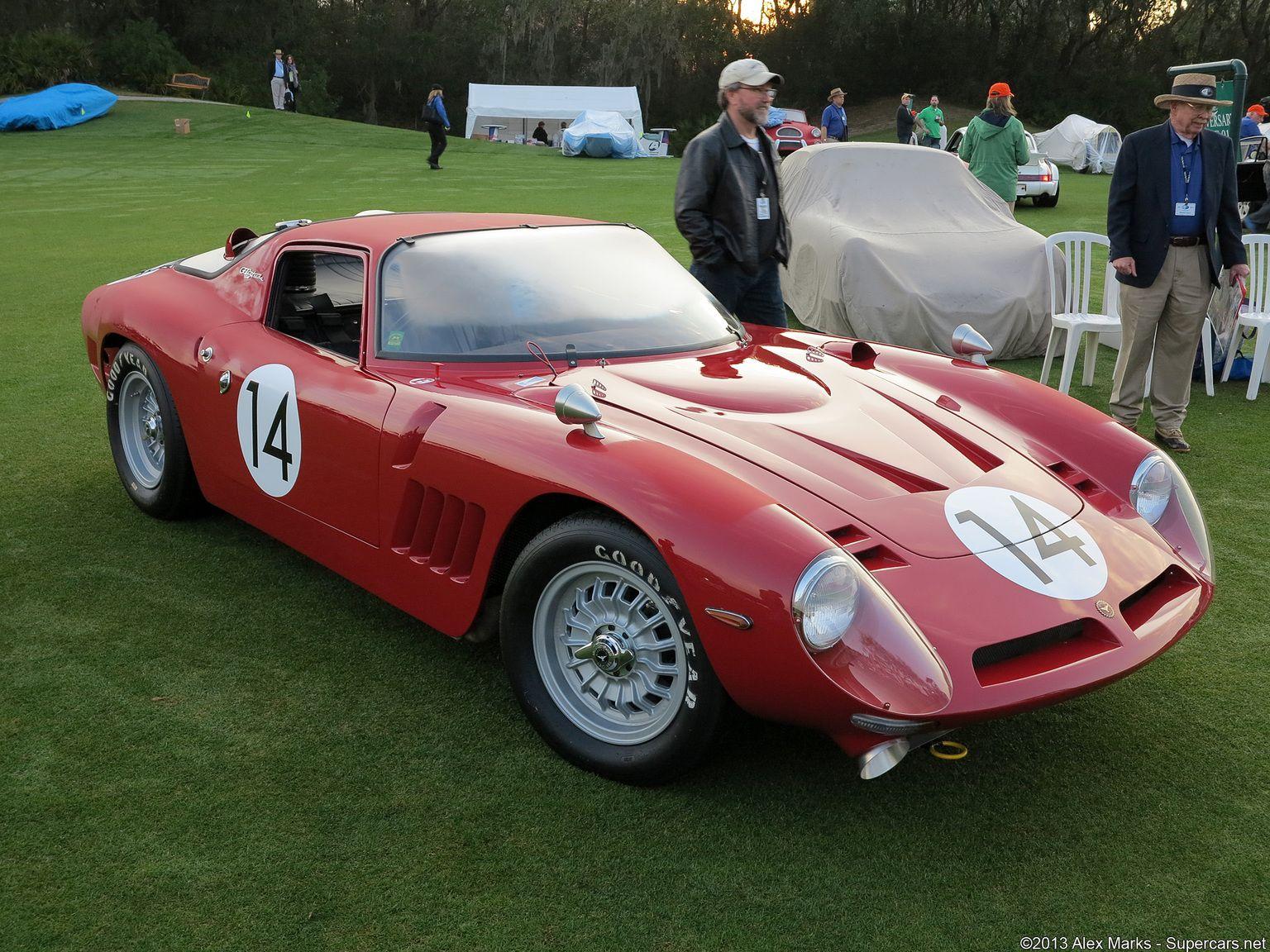1968 Bizzarrini GT America