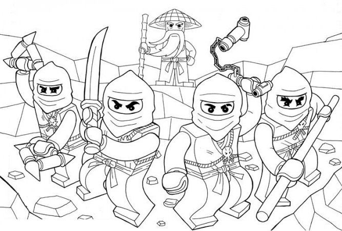 Coloriage Gratuit De Ninjago A Telecharger Et Imprimer 22 Coloriage Ninja Coloriage Lego Coloriage Ninjago