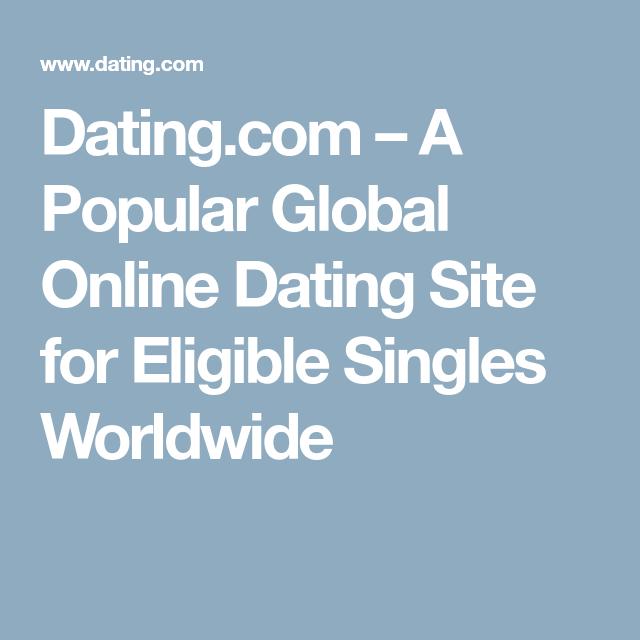 globale online dating sites dating i mørket UK hva som skjedde med par