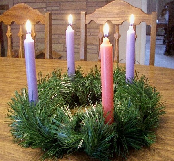 Make An Advent Wreath For Your Family Advent Wreaths