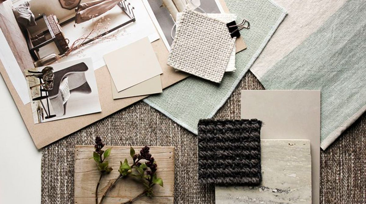 How to Present An Interior Design Board to Your Client ...