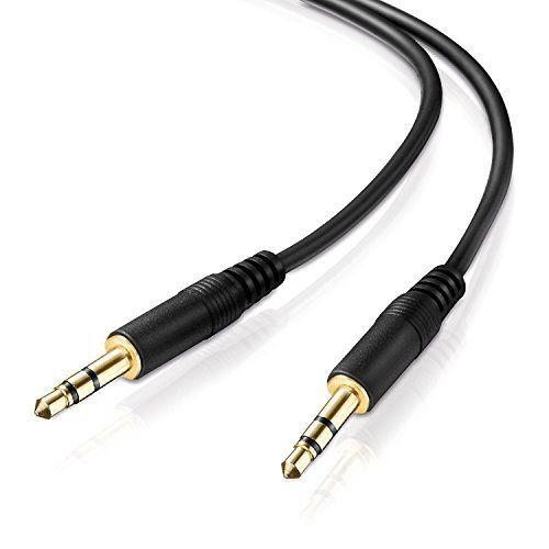 Schöne Info adaptare 10020 Stereo-Aux-Kabel 2-mal 3,5-mm-Stecker ...