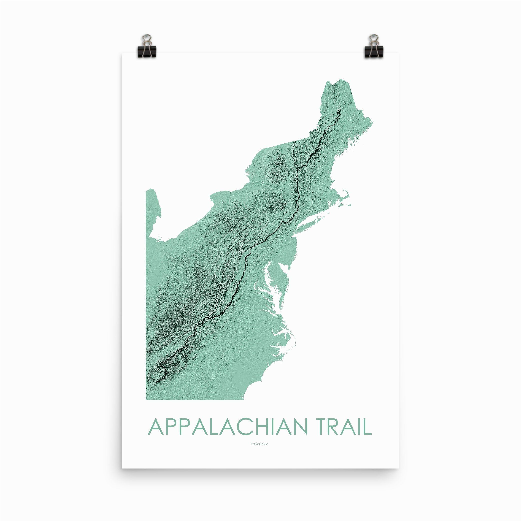 Appalachian Trail Map 3D Mint | NC Furniture in 2019 ... on toucan map, alligator range map, mosasaur map, american alligator map, shark map, brown hyena map, hippo map, emperor penguin map, hamster map, spectacled caiman map, cockroach map, crocodilian map, turtle map, deer map, cheetah map, boar map, striped hyena map, serval map, gopher map, water monitor map,