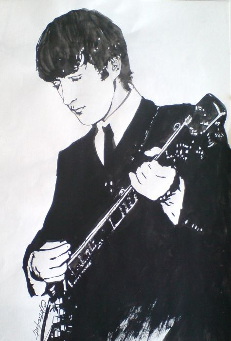 John Lennon by cipta