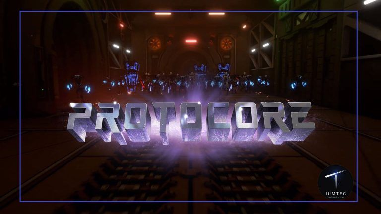 Protocore Machine Learning Games First Person Shooter